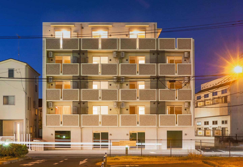 新築の家に住みながら家賃収入を得るという選択肢 -○○田マンション