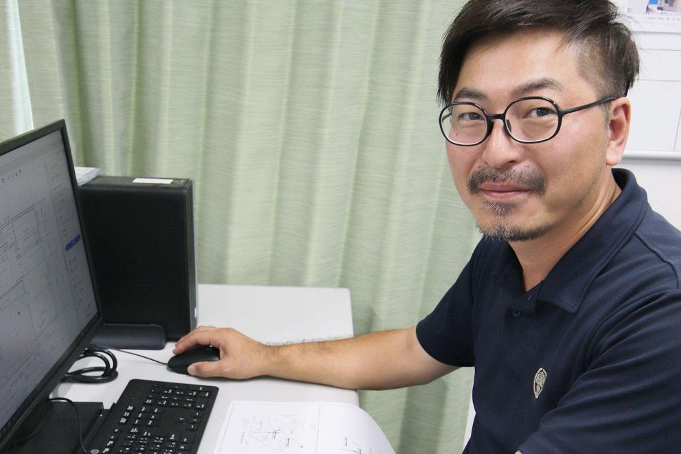 【環境事業部 課長補佐】加藤 正高