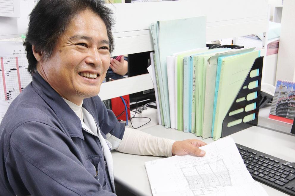 【環境事業部 主任】小田嶋 秀貴