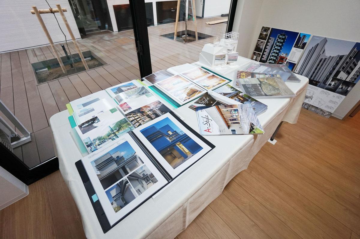 北区宮原町・デザイナーズ住宅内覧会を開催しました